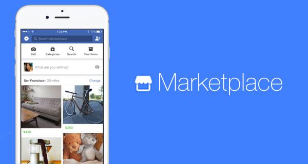 Facebook Lancia Il Marketplace
